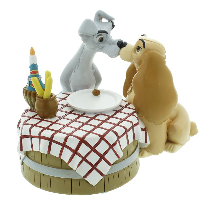 Magical Moments LOVE - Lady & Tramp
