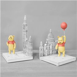 Christopher Robin Bookends - Pooh