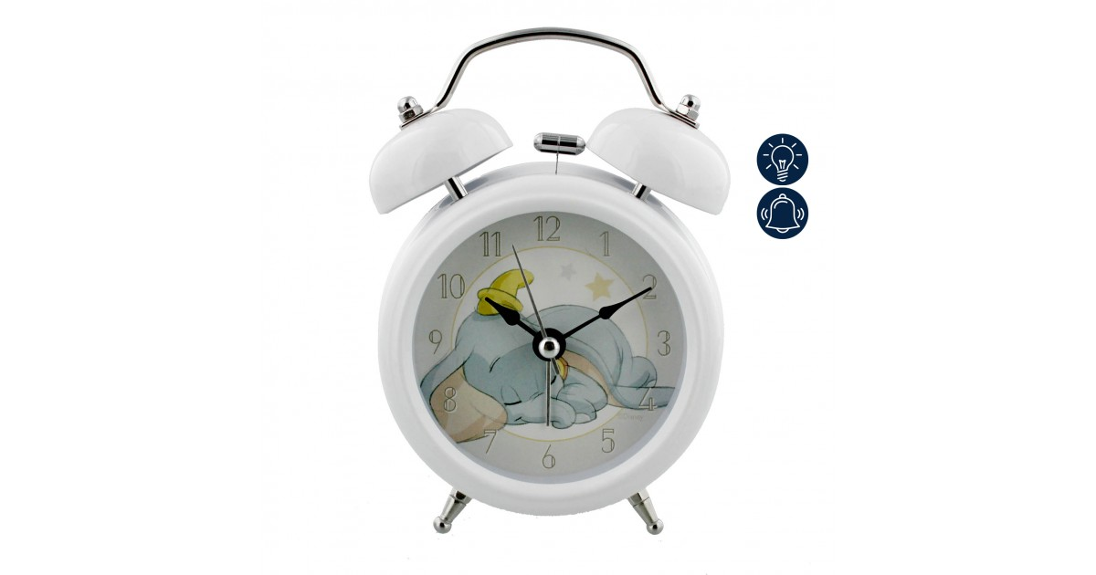 Magical Beginnings Alarm Clock - Dumbo