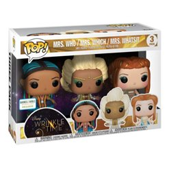 Funko 3 Pack LE - Wrinkle in Time
