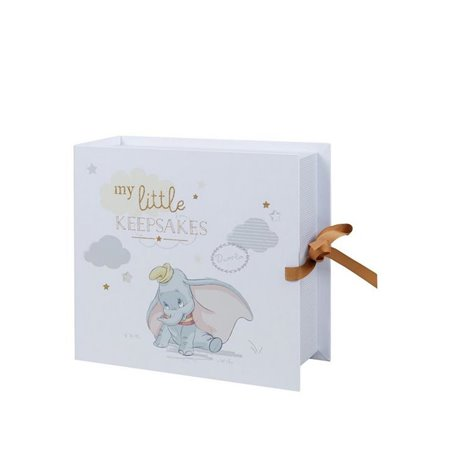 Magical Beginnings Paperwrap Keepsake Box - Dumbo