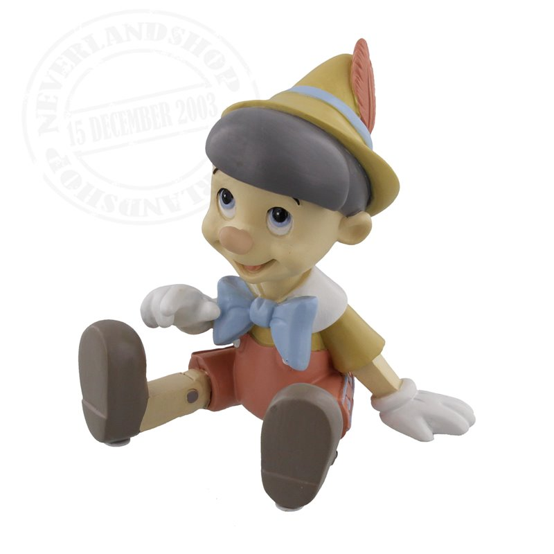 Magical Moments Make A Wish - Pinocchio