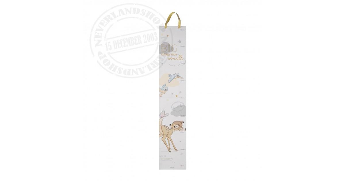 Magical Beginnings Height Chart - Bambi