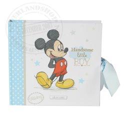 "Magical Beginnings Photo Album 4"" x 6"" - Mickey"