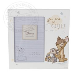 "Magical Beginnings Frame 4"" x 6"" - Bambi & Thumper"