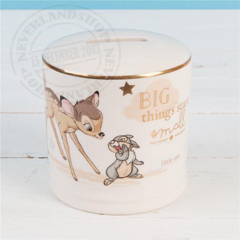 Magical Moments Ceramic Money Bank - Bambi