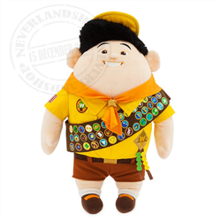 DisneyStore Plush Medium - Russel