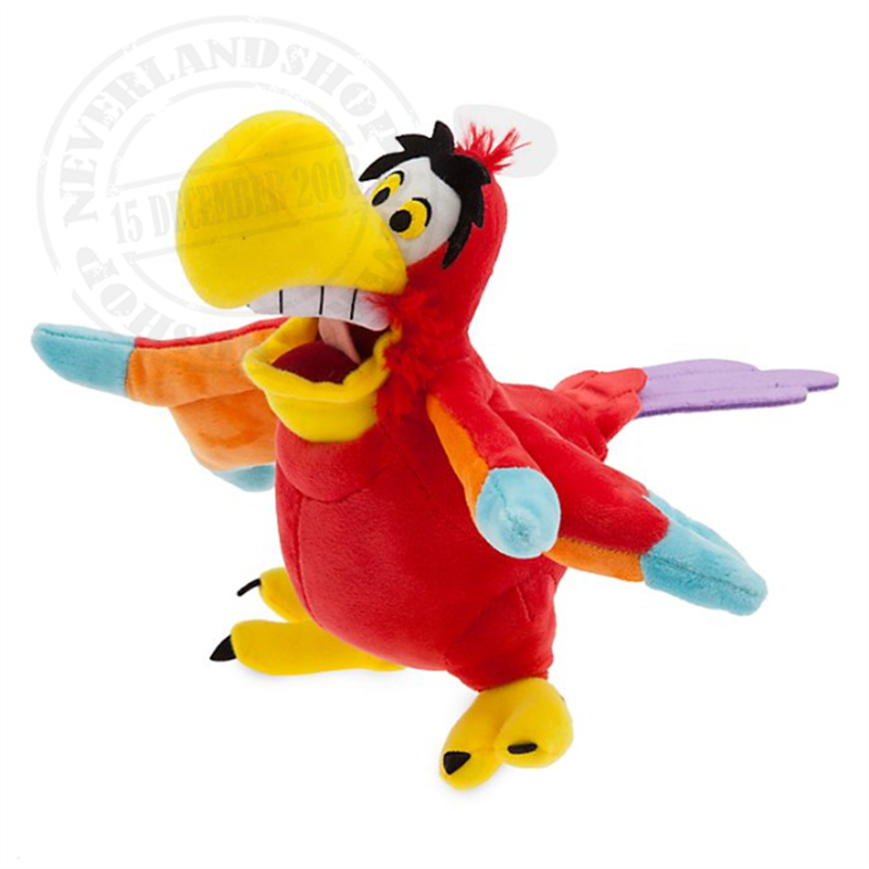 DisneyStore Plush Small - Iago