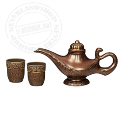 3dlg Tea Set - Aladdin