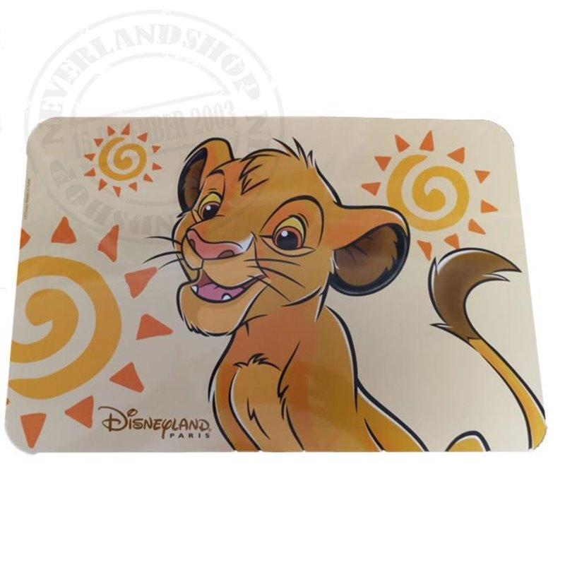 Placemat Geel - Simba