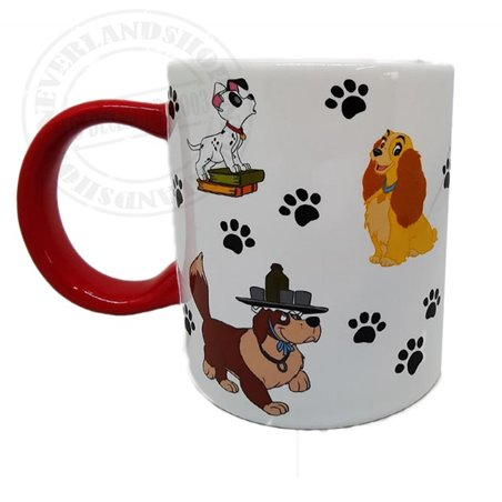 Mug Disney Dogs