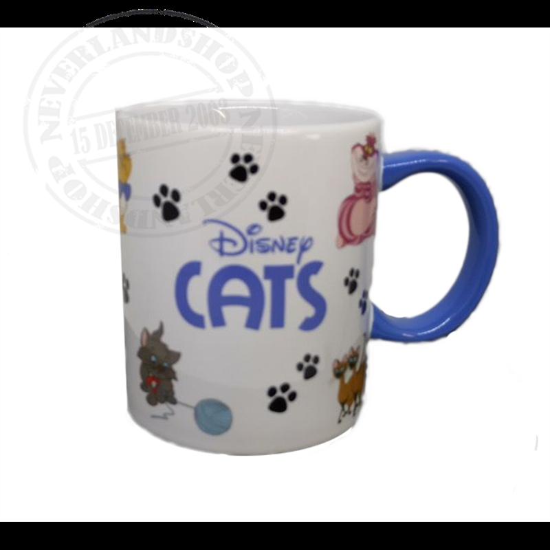 Mug Disney Cats