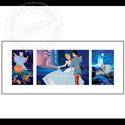 Triptych Sericel - Cinderella