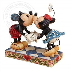 Smooch For My Sweetie - Mickey & Minnie