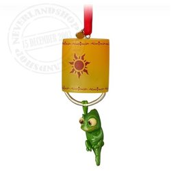 8812 3D Dangle Ornament  Light-Up - Pascal