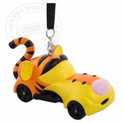 8735 3D Dangle Ornament Racer - Tigger