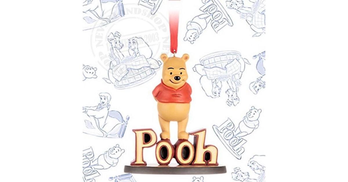 8379 3D Dangle Ornament LE May 2016 - Pooh