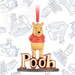 8379 3D Dangle Ornament LE - Pooh