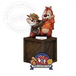 Beast Kingdom Statue - Chip n Dale