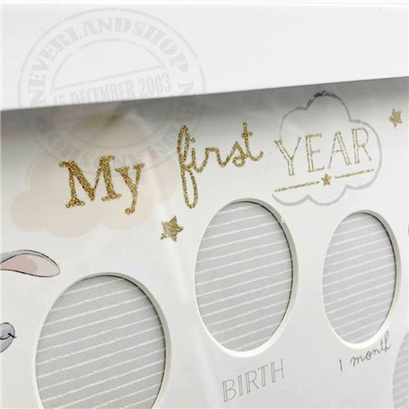 Magical Beginnings Frame My 1st Year - Dumbo