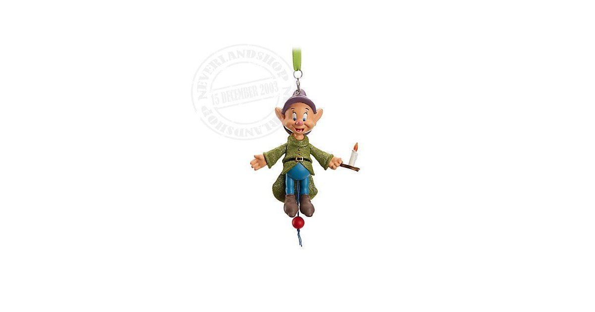 8920 3D Trekpop Ornament - Dopey