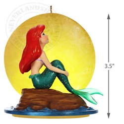 Hallmark Keepsake Part of Your World Musical - Ariel
