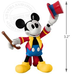 Hallmark Keepsake Movie Mouseterpieces - Mickey