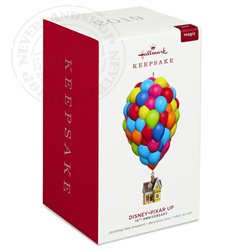 Hallmark Keepsake 10th Anniversary Musical - Up