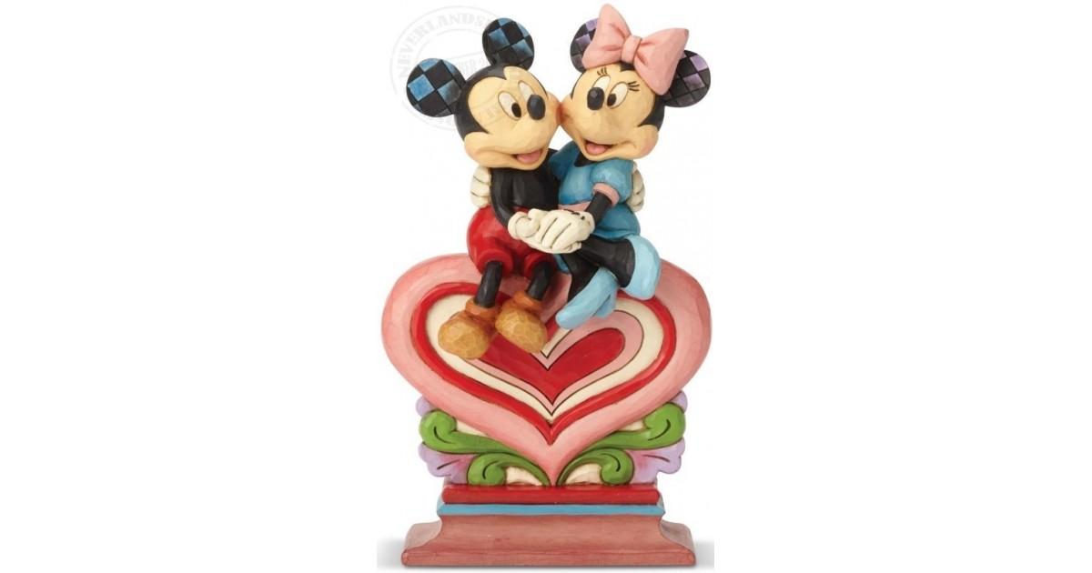 Heart to Heart - Mickey & Minnie