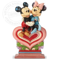 Heart to Heart - Mickey & Minnie
