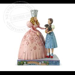 Ruby Slippers - Dorothy & Glinda