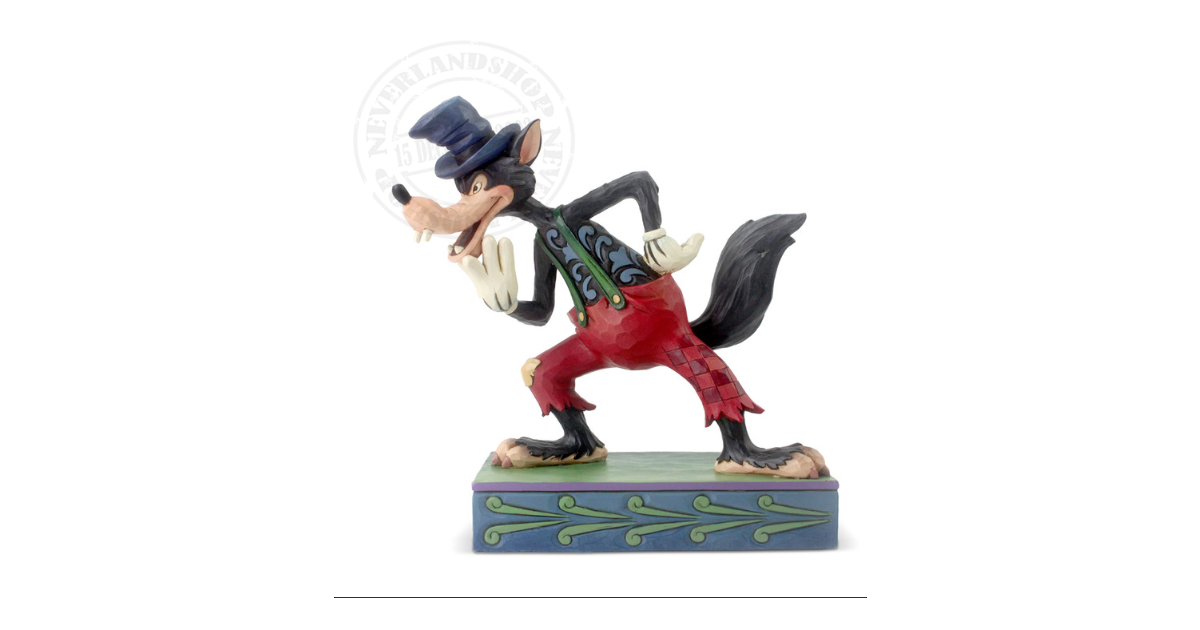 Silly Symphony Big Bad Wolf