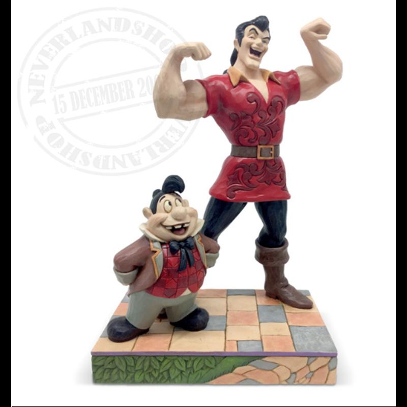 NEW - Gaston & Lafou