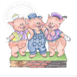 Silly Symphony Three Little Pigs