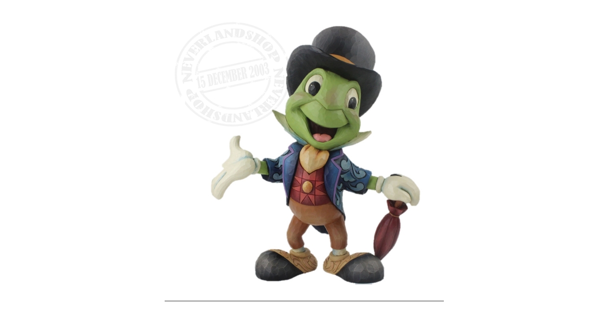 NEW JIminy Cricket
