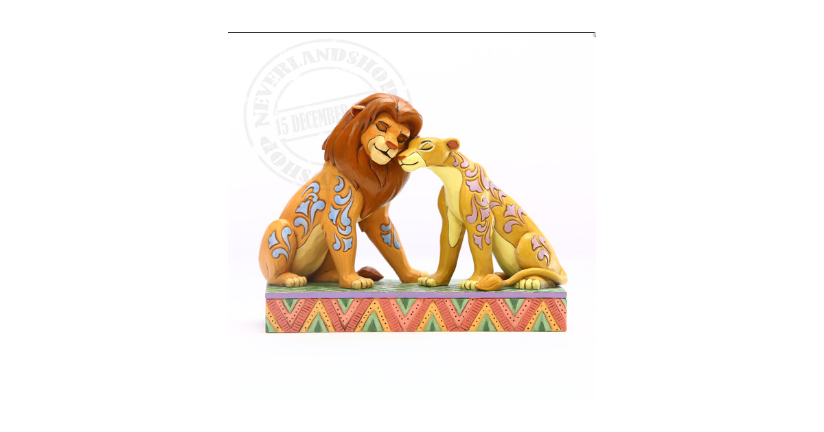 NEW Simba & Nala