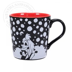 Tapered Mug - Cruella