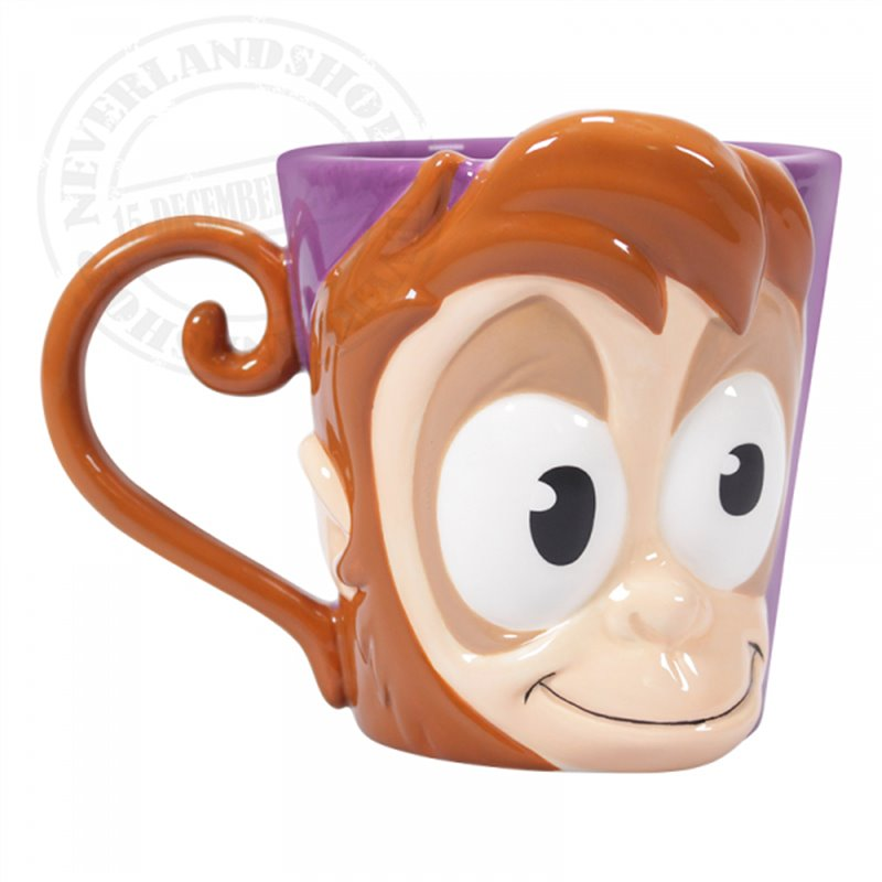 Shaped Mug - Abu