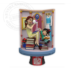 Diorama Wreck-it Ralph - Belle