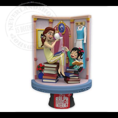 Diorama Wreck-it Ralph - Belle
