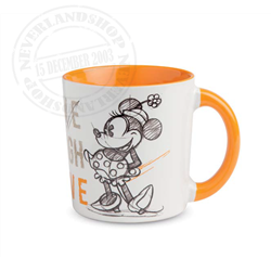 LLL 666 Mug Orange - Minnie