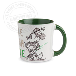 LLL 673 Mug Green - Minnie