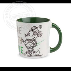 LLL 673 Mug Green - Minnie