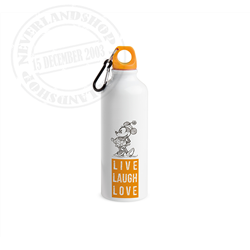 LLL 871 Water Bottle - Minnie