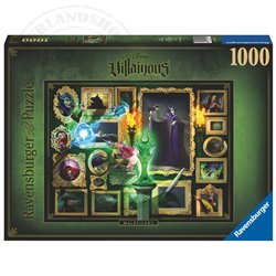 Villainous Puzzel - Malificent