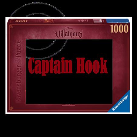 Villainous Puzzel - Captain Hook