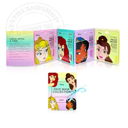 Face Mask - Princess