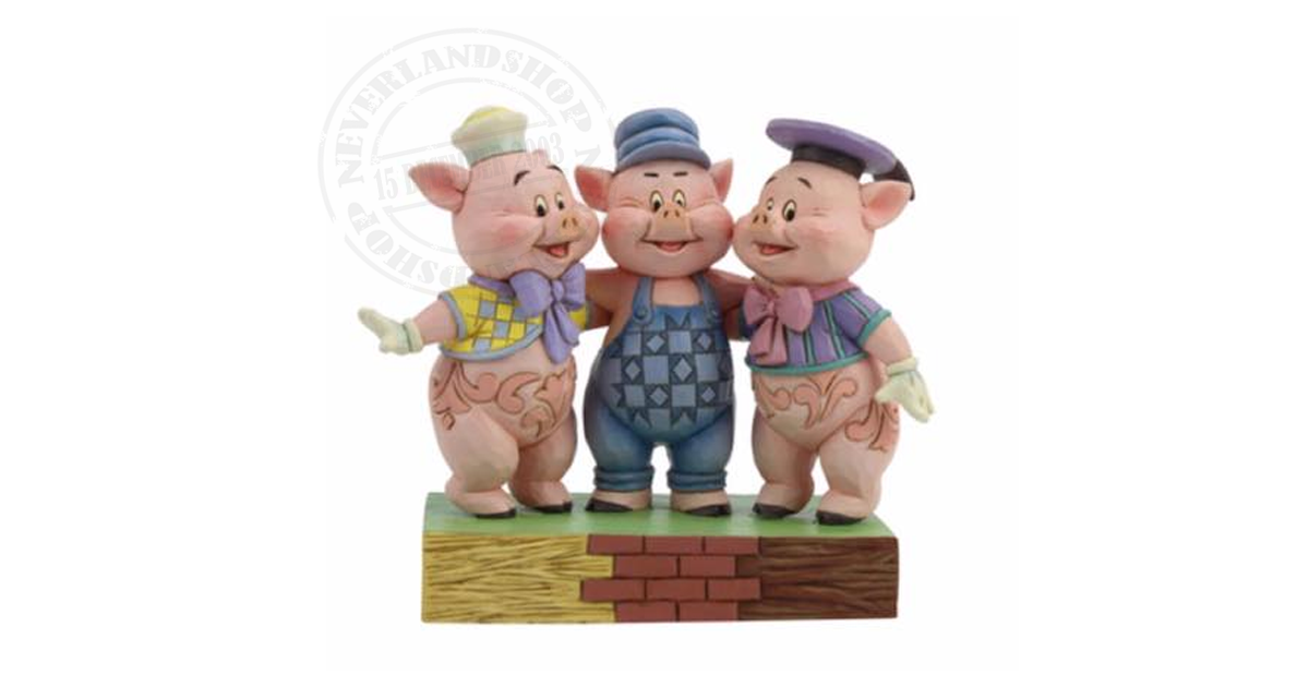 Squealing Siblings - Three Little Pigs