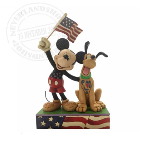 A Banner Day - Mickey & Pluto