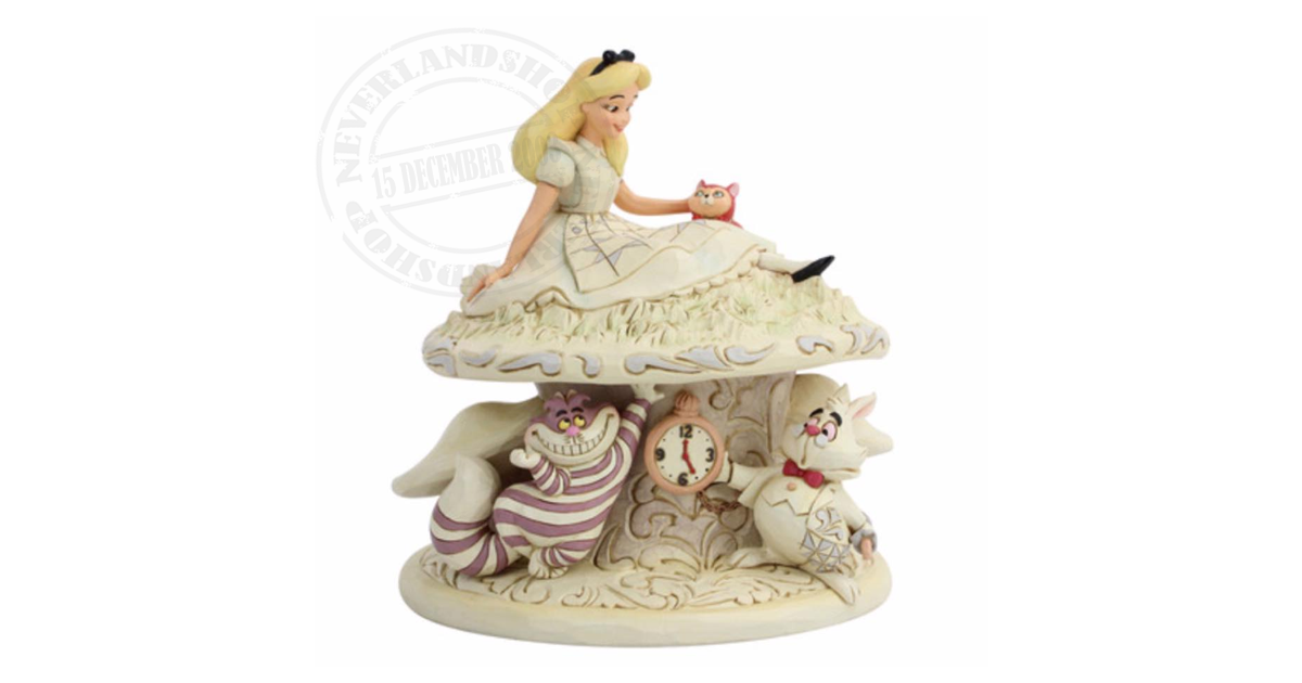 White Woodland Whimsy and Wonder - Alice